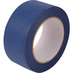 Ultratape Professional UV Resistant 14 Day Masking Tape 50mm x 50m - 74506 - from Toolstation