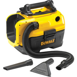 DeWalt DeWalt DCV584L-GB 18V XR Li-Ion L-Class Vac Body Only - 74527 - from Toolstation