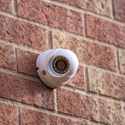 Yale Smart Home Wired Dome Camera