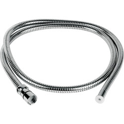 Wirquin Stainless Steel Flex Shower Hose 1.5m - 74606 - from Toolstation