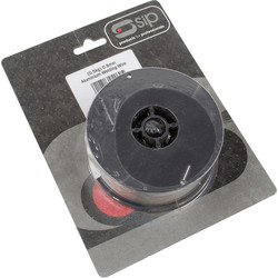 MIG Welding Wire 0.5kg 0.8mm Aluminium - 74656 - from Toolstation