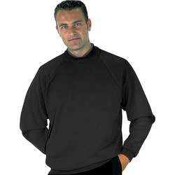 Sweatshirt Large Black