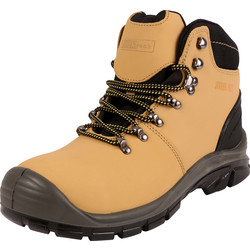 Blackrock Malvern Nubuck Safety Boots Size 8 - 74779 - from Toolstation