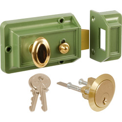 Traditional Nightlatch Standard - 74829 - from Toolstation