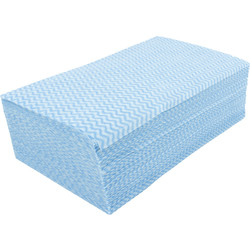 Streetwize Blue Cleaning Cloths  - 74901 - from Toolstation