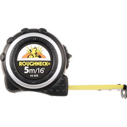 Roughneck Roughneck Pro Tape Measure 5m - 74912 - from Toolstation