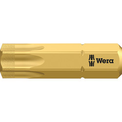 Wera Wera BiTorsion Diamond 25mm Bit TX40 x 25mm - 75046 - from Toolstation