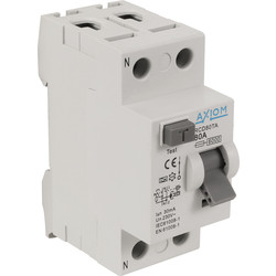 Axiom Axiom RCD A Type RCD 80A 30mA - 75298 - from Toolstation