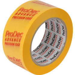 ProDec Advance Prodec Advance Precision Edge Masking Tape 48mm x 50m - 75346 - from Toolstation