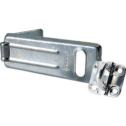Master Lock Master Lock Hard Wrought Steel Hasp 110 x 44 x 27mm - 75449 - from Toolstation