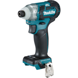 Makita Makita TD111DZ CXT 12V Max Brushless Impact Driver Body Only - 75536 - from Toolstation