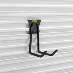 Stanley Track Wall System Long General Purpose Hook