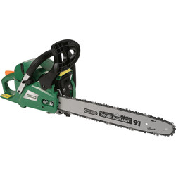 Hawksmoor Hawksmoor 41cc 40.6cm Petrol Chainsaw  - 75716 - from Toolstation