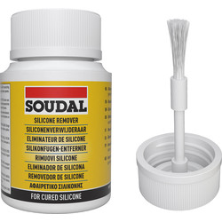 Soudal Soudal Silicone Remover 100ml - 75719 - from Toolstation
