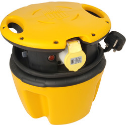 Defender 3.3KVA Defender Power Pod Transfomer 2x 16A Outlets - 75791 - from Toolstation