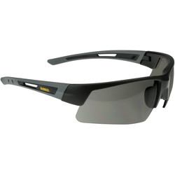 DeWalt Crosscut Safety Glasses Smoke