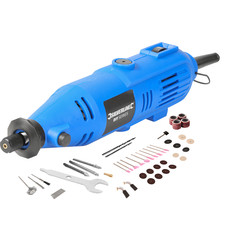 Silverline Silverline 135W Rotary Multi-Tool Kit 230V - 76102 - from Toolstation