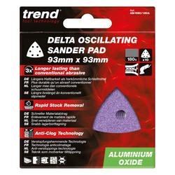 Trend Delta Sanding Sheet 93mm