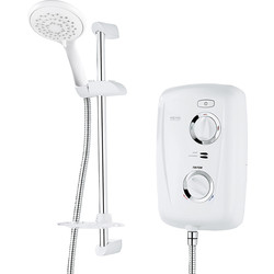 Triton Showers Triton Asensi Thermostatic Electric Shower 8.5kW - 76162 - from Toolstation