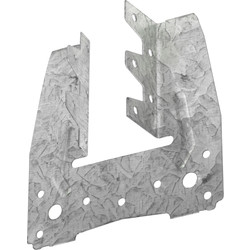 BPC Fixings Galvanised Truss Clip 47mm - 76165 - from Toolstation