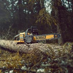 DeWalt DCM575 54V FlexVolt 40cm Brushless Cordless Chainsaw