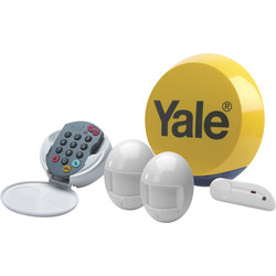 Yale Smart Living Yale Essentials Starter Alarm Kit  - 76210 - from Toolstation