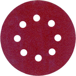 Toolpak Sanding Disc 115mm 120 Grit - 76224 - from Toolstation
