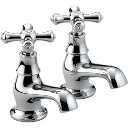 Bristan Bristan Colonial Bath Taps  - 76471 - from Toolstation