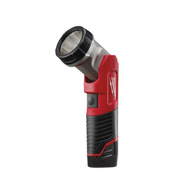 Milwaukee M18SET2A-513B 18V Li-Ion Cordless Combi Drill, Angle Grinder & M12 LED Torch Kit