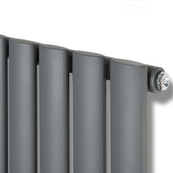 Bristol Single Vertical Designer Radiator