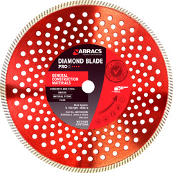 Abracs Abracs Pro General Purpose Diamond Blade 300 x 20mm - 76636 - from Toolstation