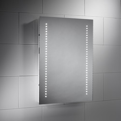 Sensio Sensio Kai IP44 LED Mirror 240V - 76647 - from Toolstation