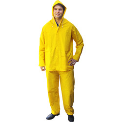 Waterproof 2 Piece Suit Medium - 76736 - from Toolstation