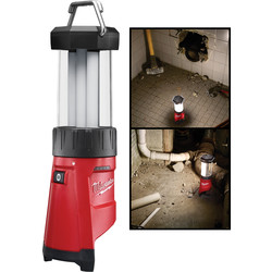 Milwaukee Milwaukee M12LL-0 12V Li-Ion Illumination Lantern Body Only - 76775 - from Toolstation