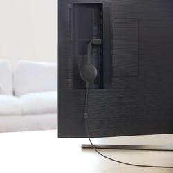 Google Chromecast Video - Charcoal