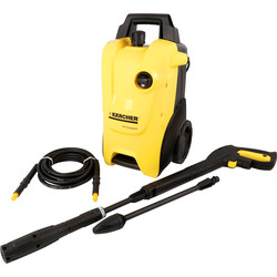 Karcher Karcher K4 Compact Pressure Washer 130 bar - 76925 - from Toolstation