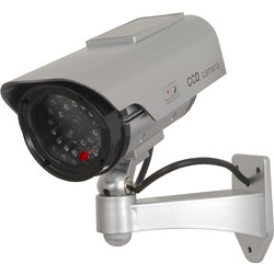 Panther Solar Dummy CCTV Camera  - 76943 - from Toolstation