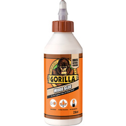 Gorilla Glue Gorilla Wood Glue 236ml - 76996 - from Toolstation