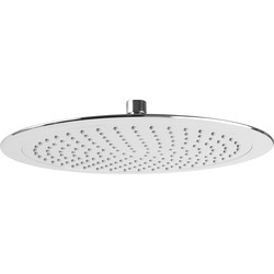 Slimline Round Shower Head 300mm