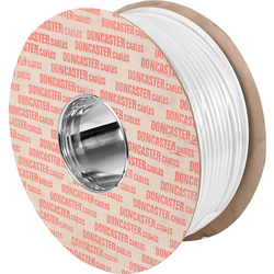 Doncaster Cables Doncaster Cables Coaxial Satellite Cable (CT100) White 100m Drum - 77118 - from Toolstation