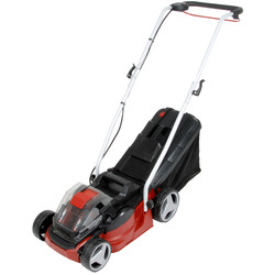 Einhell Einhell Power X-Change 36V (2x18V) 33cm Cordless Lawnmower 2 x 2.0Ah - 77283 - from Toolstation