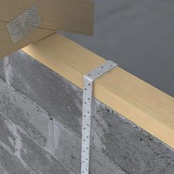 Light Duty Strap Bend