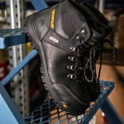Caterpillar Framework Safety Boots