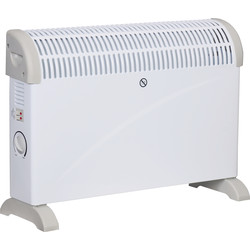 2kW Convector Heater Standard - 77317 - from Toolstation