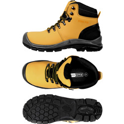 Blackrock Malvern Nubuck Safety Boots Size 10 - 77335 - from Toolstation