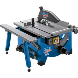 Scheppach Scheppach HS80 1200W 210mm Table Saw 240V - 77392 - from Toolstation