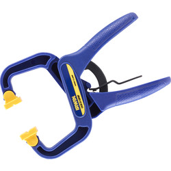 Irwin Irwin Quick-Grip Handi Clamp 4'' / 100mm - 77458 - from Toolstation