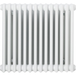 Arlberg Arlberg 3-Column Horizontal Radiator 600 x 670mm 2912Btu White - 77502 - from Toolstation