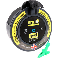 SMJ Earth Testing Cable Reel 50m - 77504 - from Toolstation