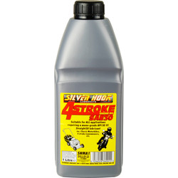 Silverhook Engine Oil 1L 4 Stroke - 77571 - from Toolstation